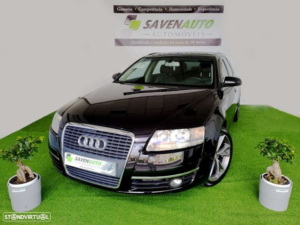 Audi A6 Avant 2.0 TDi Multitronic