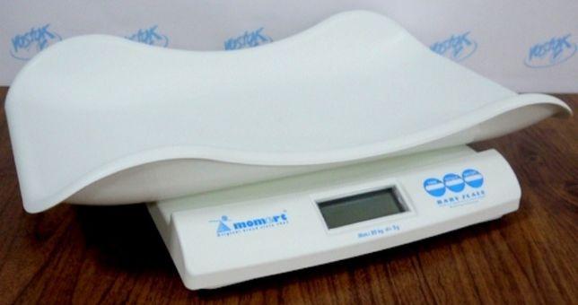 Детские електронные весы momert 6475