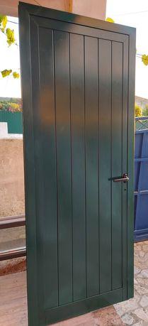 Janela Aluminio - Porta aluminio - PORTADAS