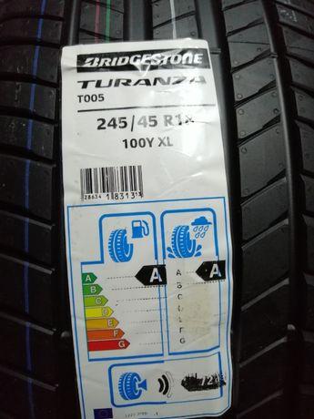 245/45R18 100Y Bridgestone TURANZA T005 XL Nowe Lato