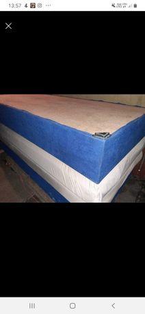 Łóżko jednoosobowe sypialne