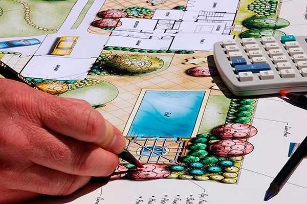 Курс 3 в 1: Ландшафтный дизайн, дендрология, садоводство