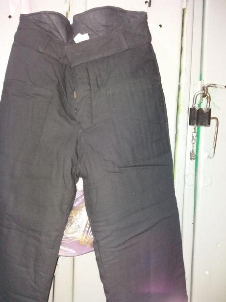 Продам штаны мужские стеганные ватные рабочие