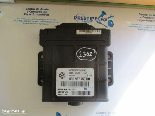 Modulo 09D927750DQ VW / TOUAREG / 2003 / 2.5TDI / CAIXA AUTOMATICA /