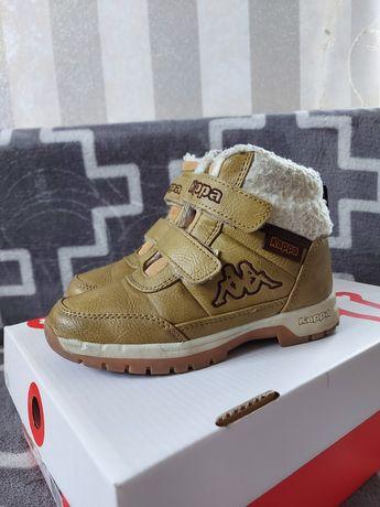 Buty trzewiki zimowe dziecięce Kappa
