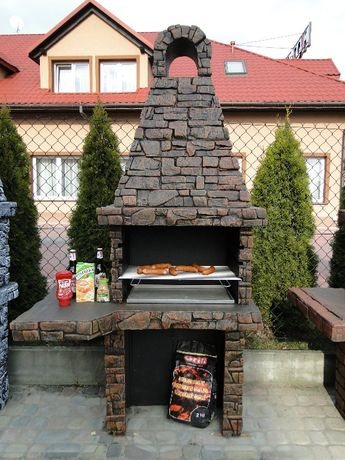 Betonowy grill kominek super cena PRODUCENT K3