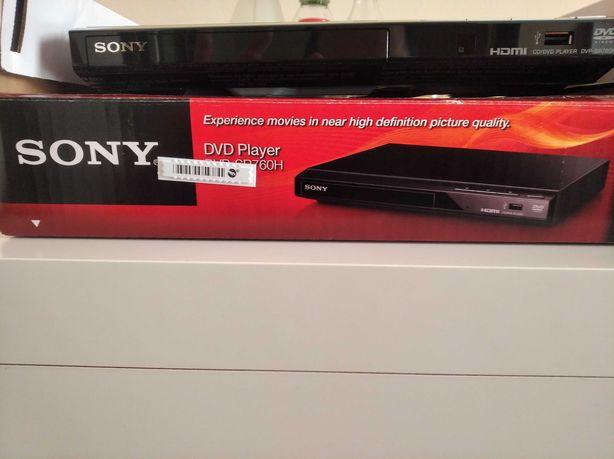 Nowy Odtwarzacz DVD Sony DVP-SR760H