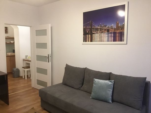 Samodzielne mieszkanie 2-pokojowe pod Wawelem wynajme krotkoterminowo