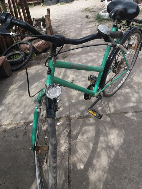 велосипед загранічний