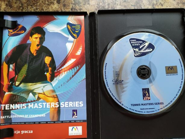 PC Tennis Masters Series