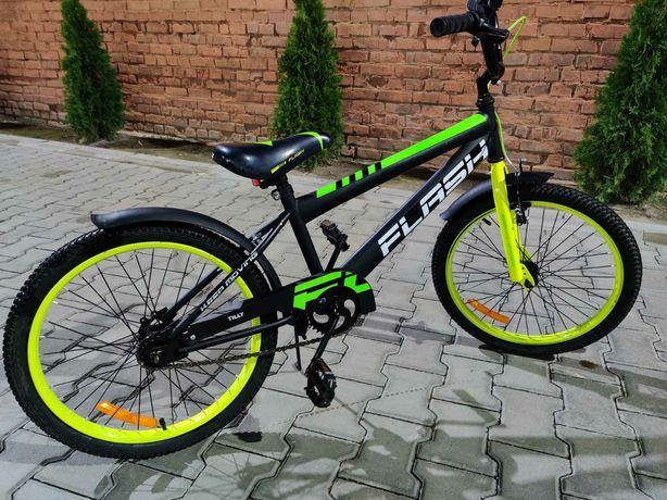 """Дитячий велосипед Tilly FLASH 20"""""""