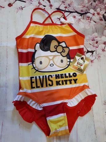 Купальник для девочки Hello Kitty Elvis