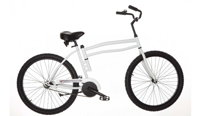 Tańczący rower swing bike schwinding bike 26 cali