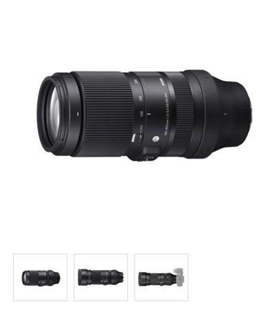 Sigma 100-400mm F5-6.3 DG DN OS   (Sony)