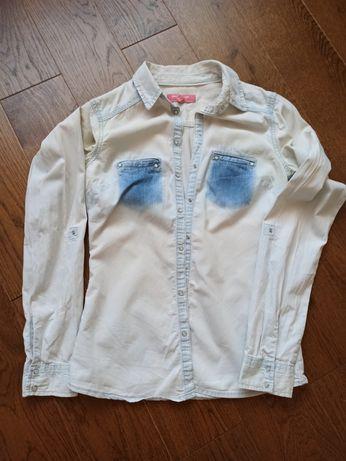 Джинсова сорочка/рубашка