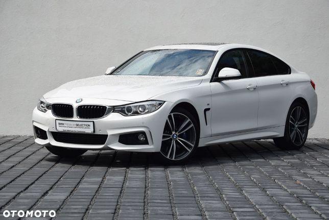 BMW Seria 4 430i Polski salon, Faktura Vat 23%
