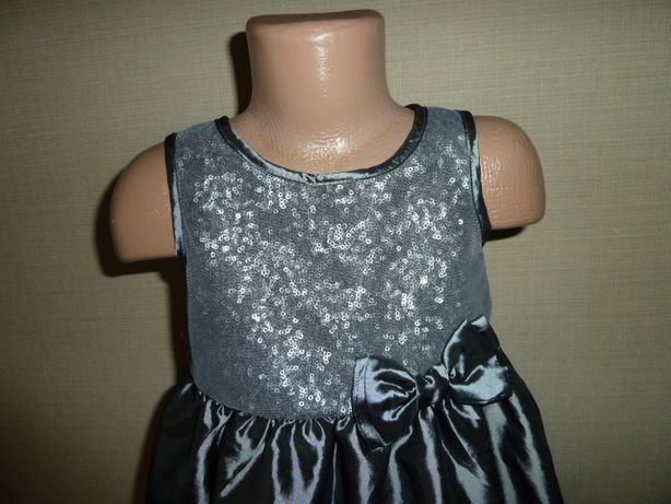 F&F Нарядное платье на 4-5 лет в идеале
