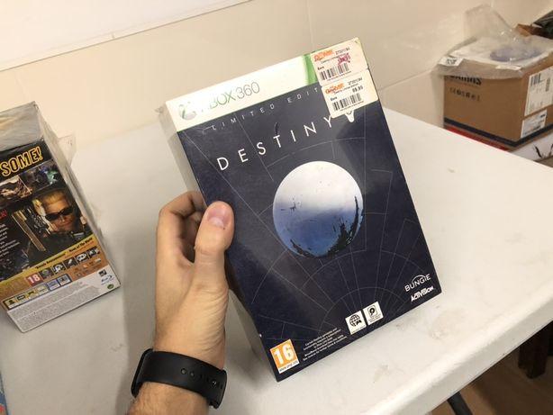Destiny - Limited Editon - Xbox 360 - NOVO SELADO E LACRADO