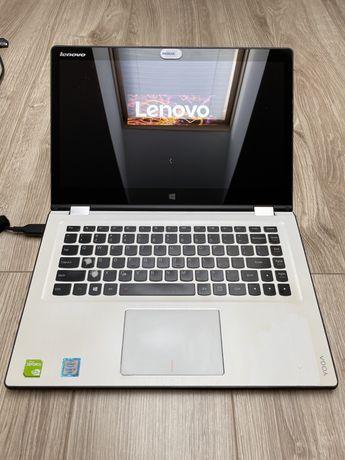Laptop Lenovo Yoga 700, geforce 940M i5 8gb 400gb, 14 calowy ekran 360