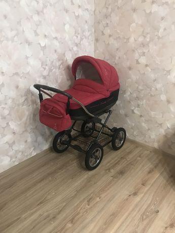 Коляска детская Roan Marita люлька и прогулка