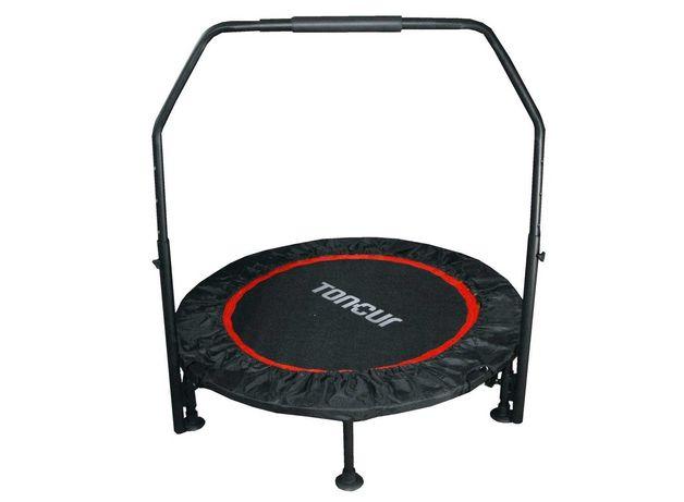 Toncur Fitness-Trampolin 102cm trampolina pokojowa CZYTAJ OPIS