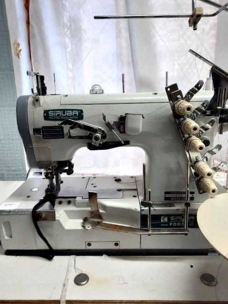 Продам промышленное швейное оборудование швейные машины б/у отл. состо