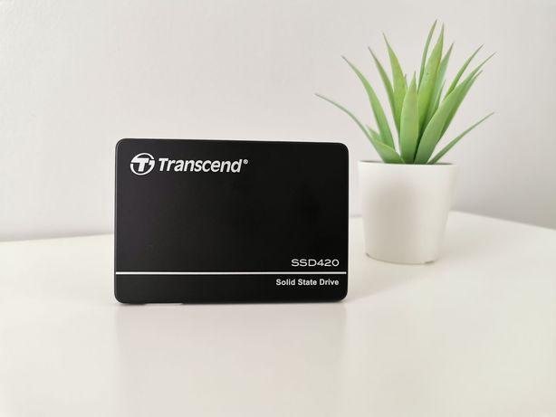 Disco SSD 256GB Transcend - NOVO