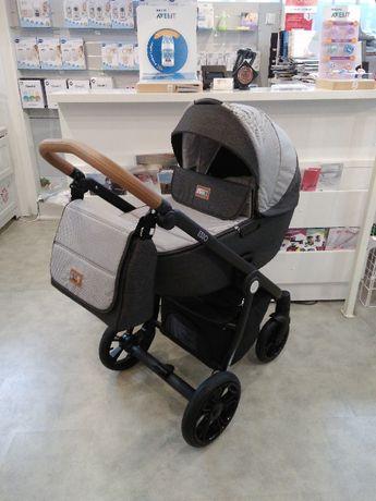 Wózek 3w1 Roan Esso, sklep BabyBum
