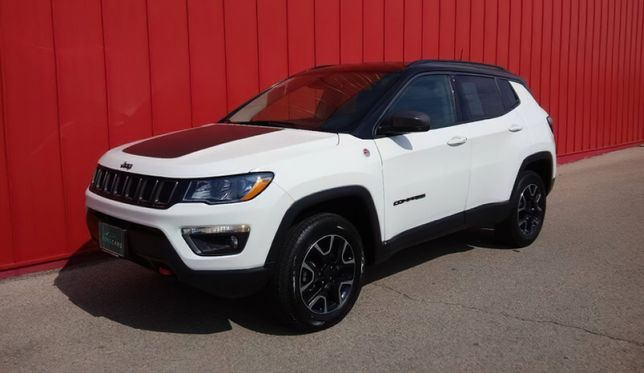 Jeep Compass 2019 Trailhawk