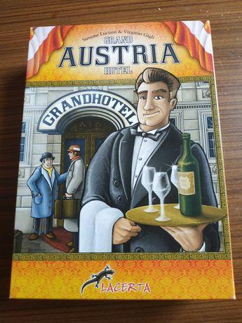 Grand Austria Hotel gra planszowa