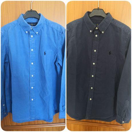 Camisas Ralph Lauren, tamanho L, para menino 14 /16 anos