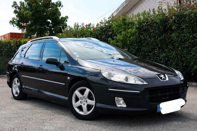 Peugeot 407 sw ano 2006
