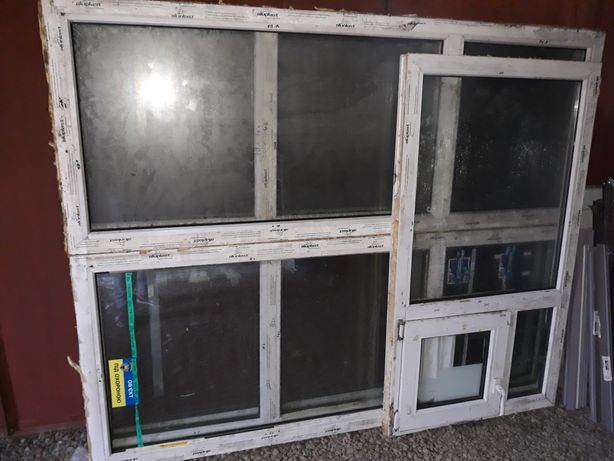 Продам металопластиковые окна б/у