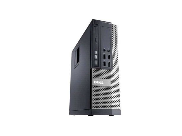 Komputer DELL SFF Core i7 8GB SSD 256 Windows 10 PRO