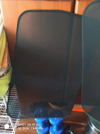 Cortinas para Peugeot 307 SW - Vidros traseiros