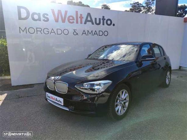 BMW 116 d EDynamics Line Urban