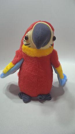 Papuga interaktywna