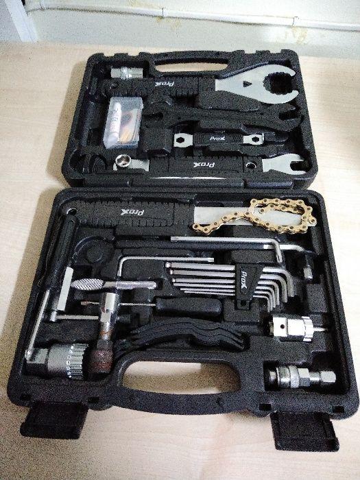 Zestaw kluczy rowerowych Ciechocinek - image 1