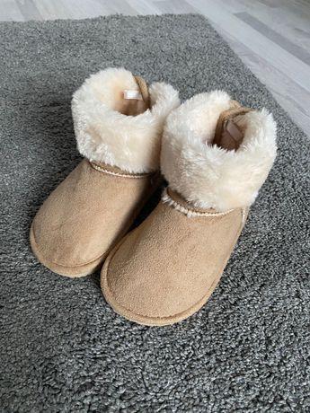 Śniegowce kozaki H&M