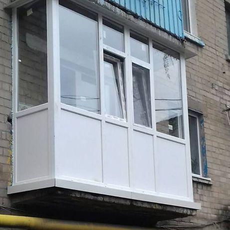 Окна, лоджии, балконы. Входные и межкомнатные двери.Рассрочка 0%
