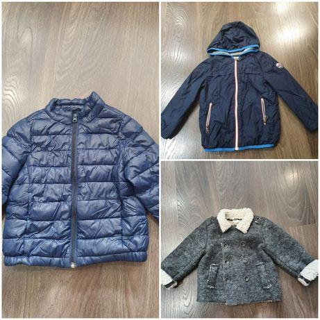 Курточки  весеение