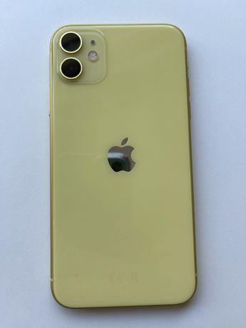 iPhone 11 256GB Żółty - stan idealny