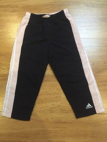 Spodnie dresowe adidas rozm.104!!
