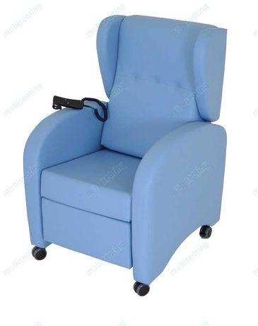 Poltrona/cadeirão Geriátrico/ Hospitalar relax elétrico(novo)