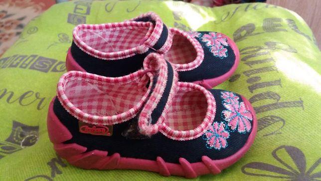 Butki pantofle r. 20 BEFADO