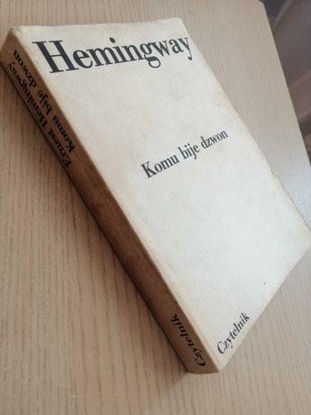 Ernest Hemingway - Komu bije dzwon