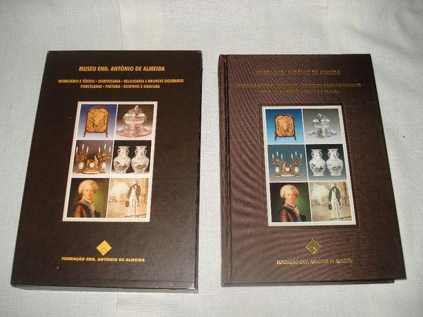 Livro de Antiguidades Museu Engº António de Almeida