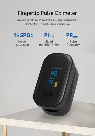 Пульсоксиметр Boxym oFit 2 OLED мониторинг кислорода xiaomi сатурация