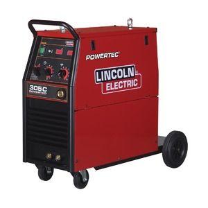 Spawarka migomat Powertec 305C 4x4 Lincoln Electric Bester Promocja