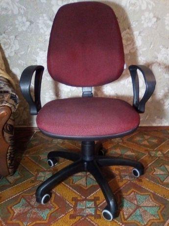 Кресло офисное, офисный стул - состояние отличное